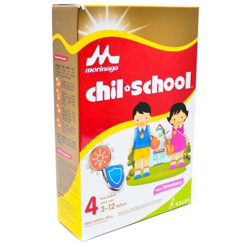 CHIL SCHOOL STRAWBERRY 400 G
