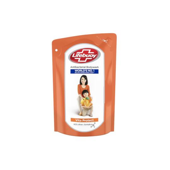 LIFEBUOY BODY WASH VITA PROTECT REFILL 450 ML