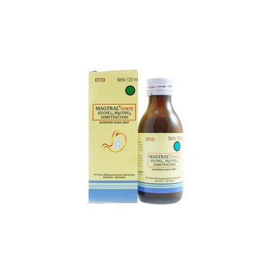 MAGTRAL FORTE SIRUP 120 ML
