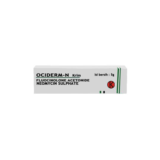 OCIDERM-N CREAM 5 G