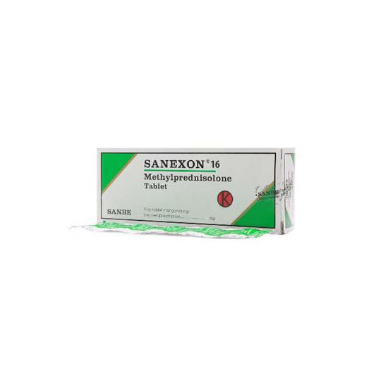 Sanexon 16 mg 6 Tablet