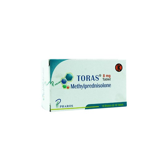 TORAS TABLET 8 MG 10 TABLET