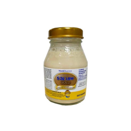 S-26 LBW GOLD 100 ML