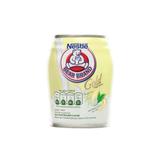 Bear Brand Gold Teh Putih 140ml Kegunaan Efek Samping Dosis Dan Aturan Pakai Halodoc
