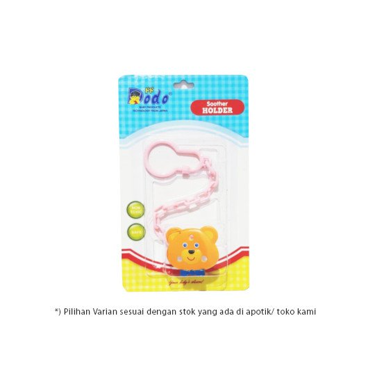 DODO SOOTHER HOLDER 1 PIECES