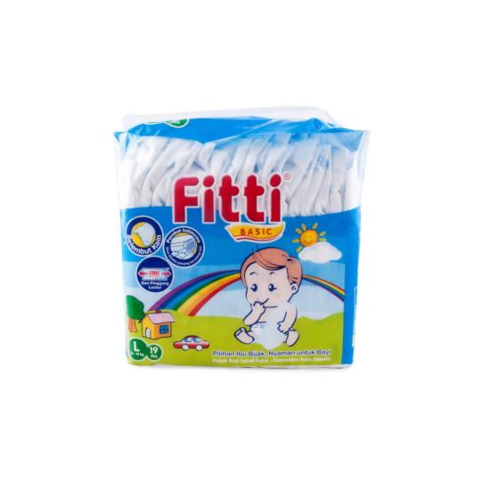 Fitti Basic L 19 Pieces