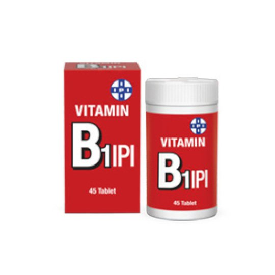 VITAMIN B1 IPI 45 TABLET