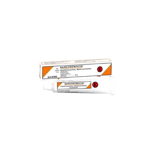 SANCORTMYCIN SALEP 10 G