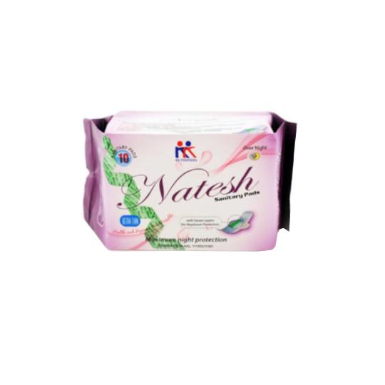 NATESH NIGHT 10 PADS