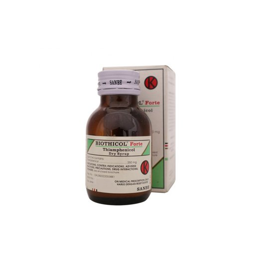 BIOTHICOL FORTE SIRUP 60 ML