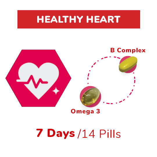 Healthy Heart Package (7-Days)