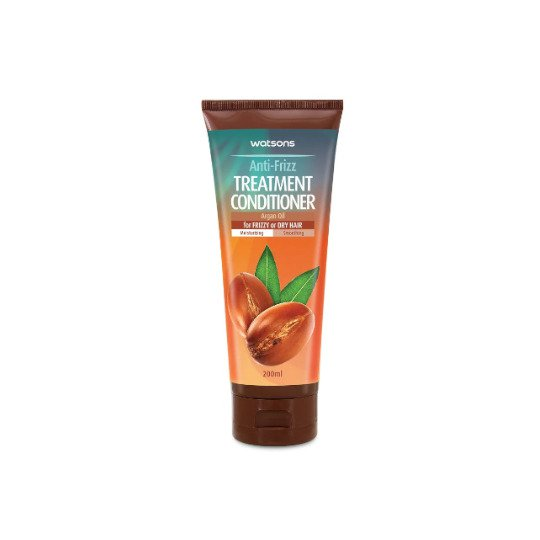 WATSONS TREATMENT HAIR CARE ANTI FRIZZ CONDITIONER 200 ML