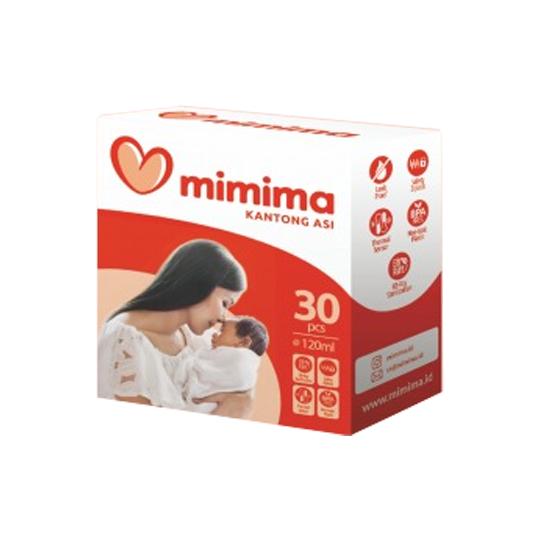Mimima Kantong Asi 120 ml 30 Pieces