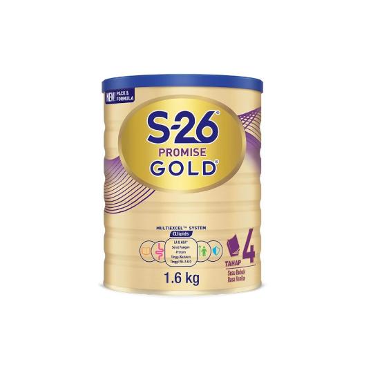 S-26 Promise Gold 4 Vanila 1600 g