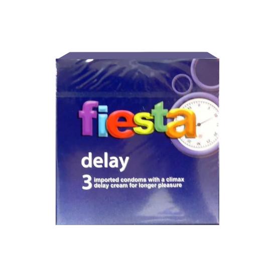 Kondom Fiesta Delay Isi 3