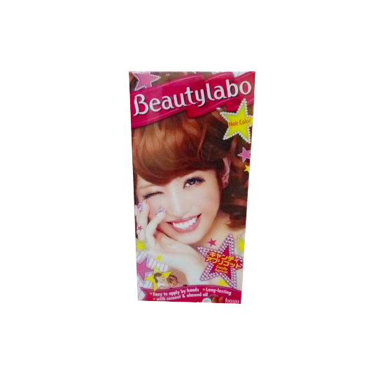 BEAUTYLABO HAIR COLOR 08 CANDY APRICOT