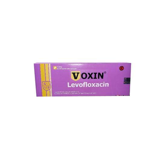 VOXIN KAPLET 500 MG
