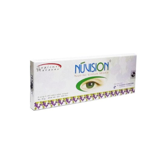 NUVISION 30 TABLET