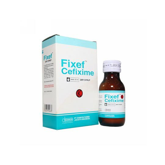 FIXEF SIRUP 30 ML
