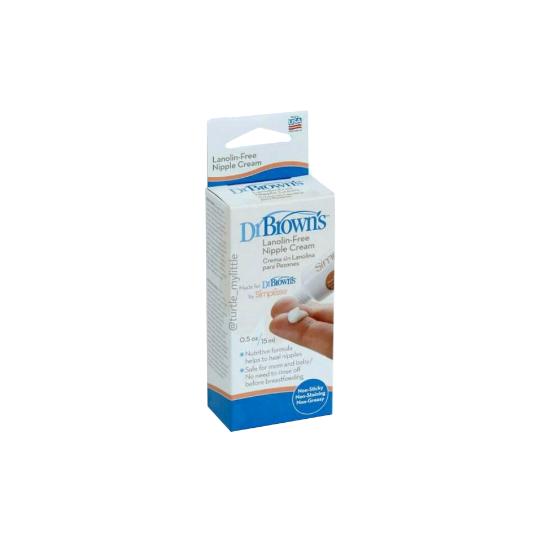 Dr Brown's Nipple Cream 15 ml