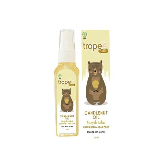 Tropee Bebe Candlenut Oil 70 ml