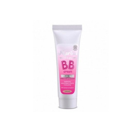 MARINA SMOOTH & GLOW BB CREAM NATURAL 20G