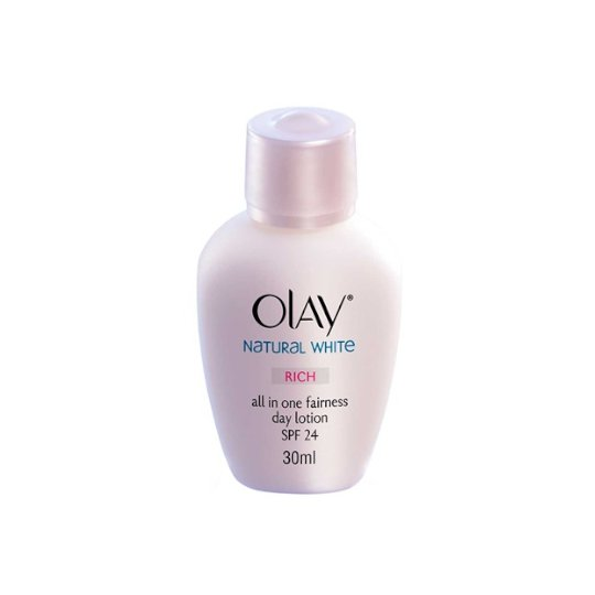 OLAY NATURAL WHITE ALL IN ONE FAIRNESS DAY LOTION 30 ML