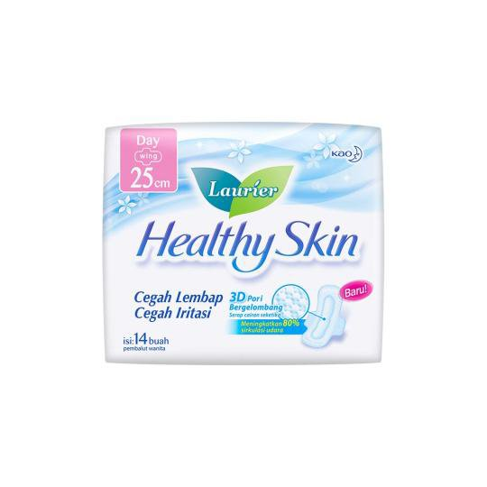 LAURIER HEALTHY SKIN 25CM 14 PADS