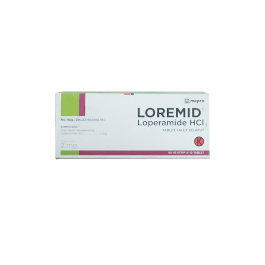 LOREMID 2MG 10 TABLET