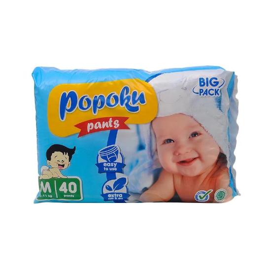 Popoku Pants M 40 Pieces