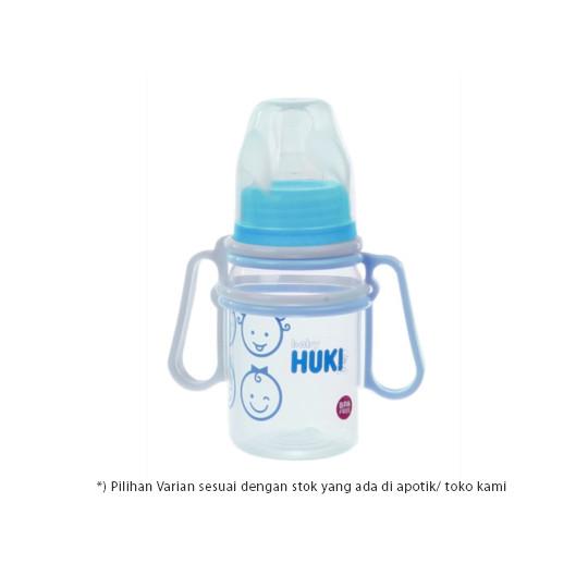 Baby Huki Bottle with Handle 120 ml