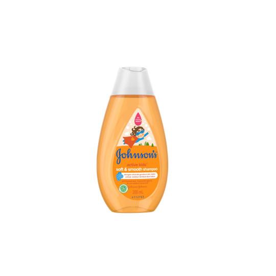 Johnson's Baby Shampoo Soft & Smooth 200 ml