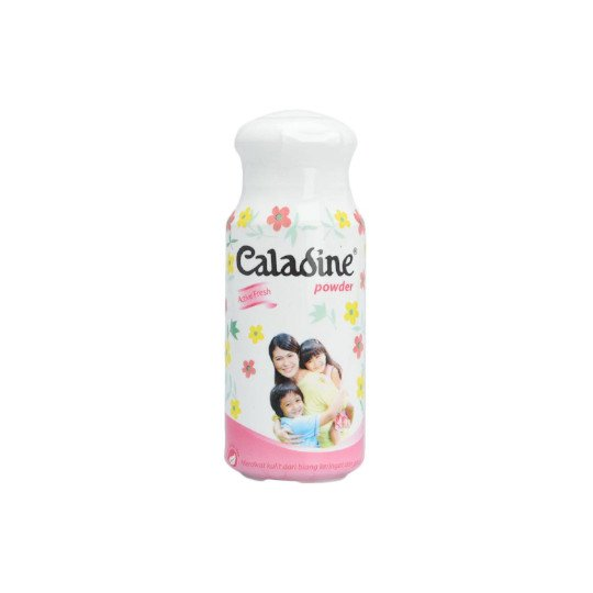 CALADINE POWDER ACTIVE FRESH 60 G