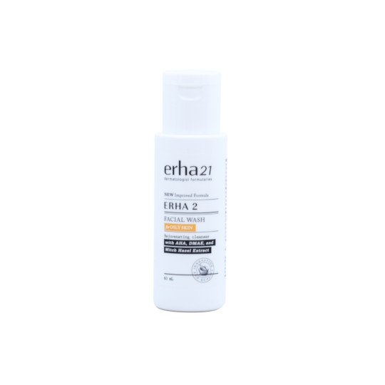 ERHA21 ERHA 2 FACIAL WASH FOR OILY SKIN 60ML