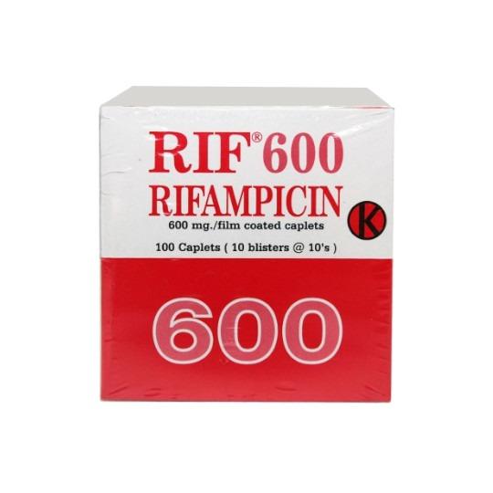 RIF 600 MG 10 KAPLET