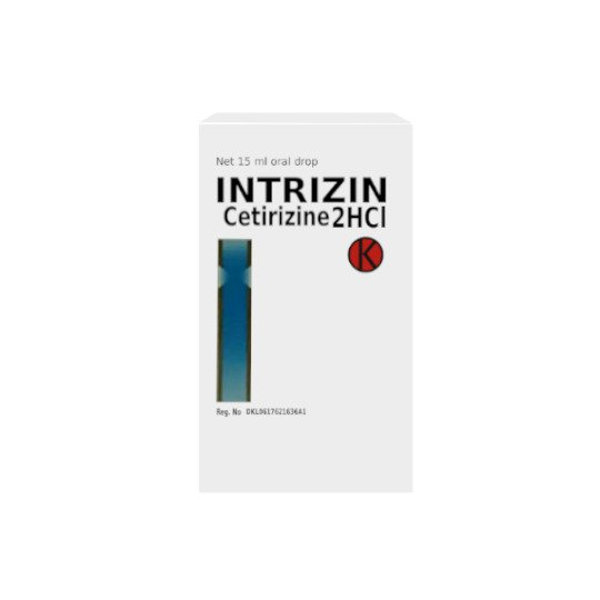 INTRIZIN DROPS 15 ML