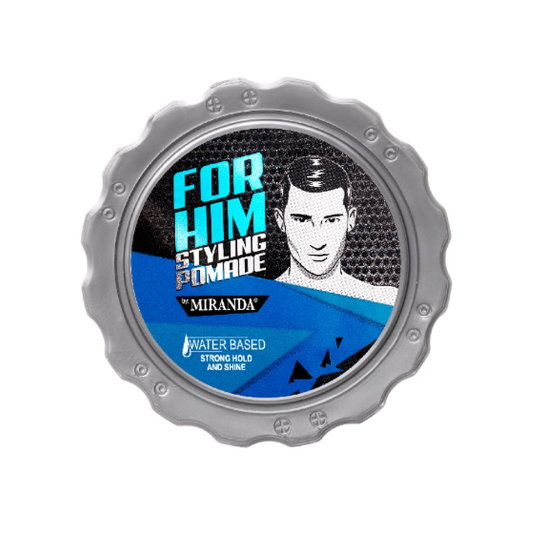 Miranda for Him Styling Pomade Strong Hold & Shine 100 g