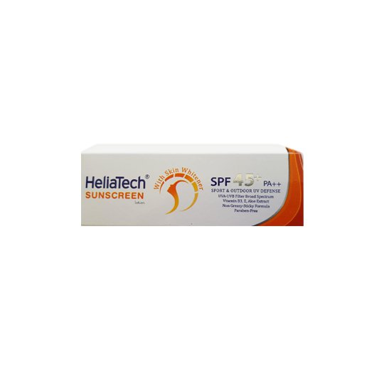 HELIATECH SUNSCREEN SPF 45+