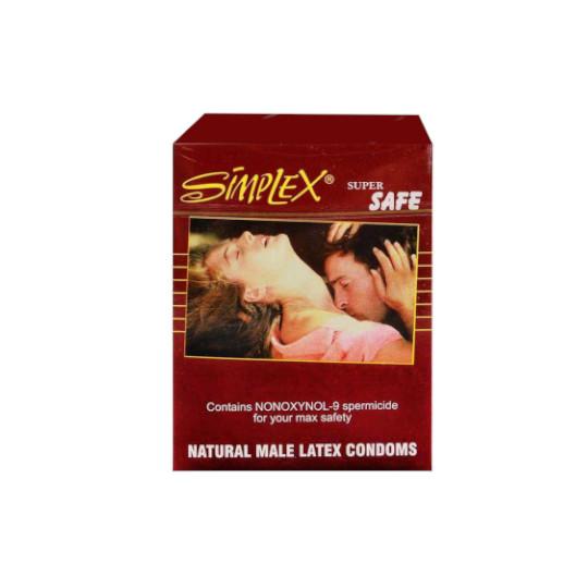 Kondom Simplex Super Safe isi 3