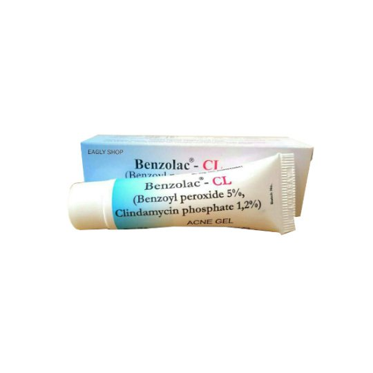 BENZASIL-CL GEL 10 GR