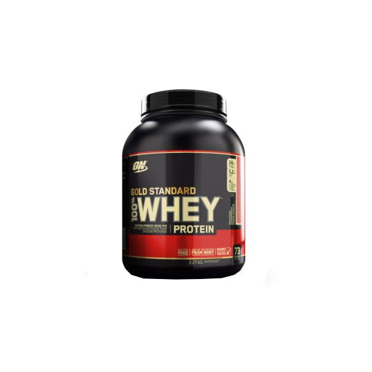 On Whey Gold Standard Strawberry 5 Lb