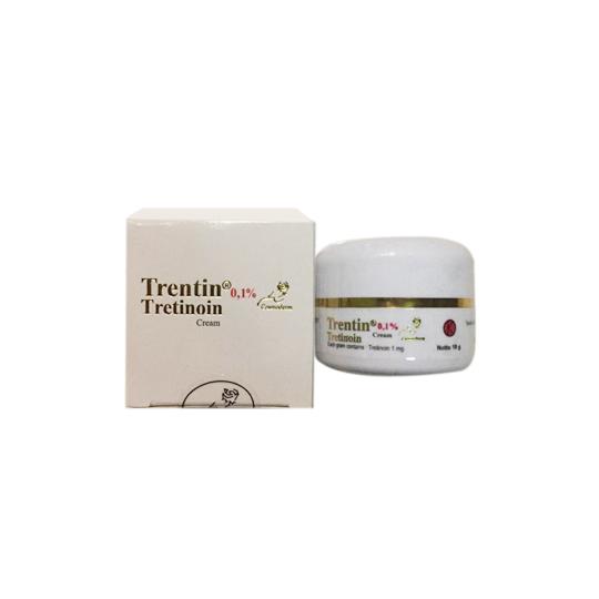 TRENTIN 0.1% CREAM 10 G
