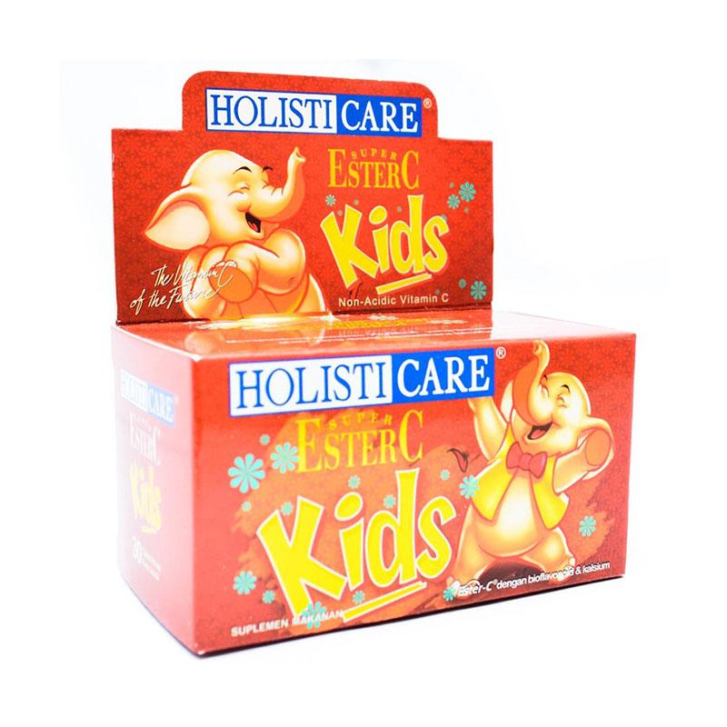 HOLISTICARE ESTER C KIDS 30 KAPSUL