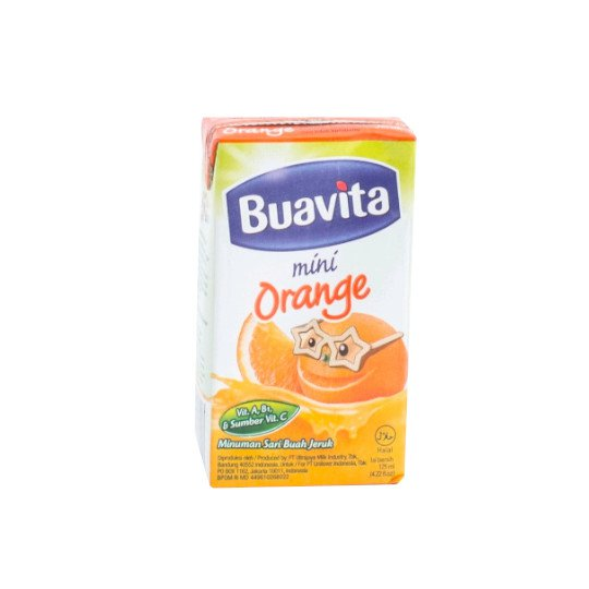 BUAVITA MINI ORANGE 125 ML