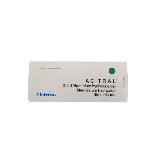 ACITRAL 10 TABLET