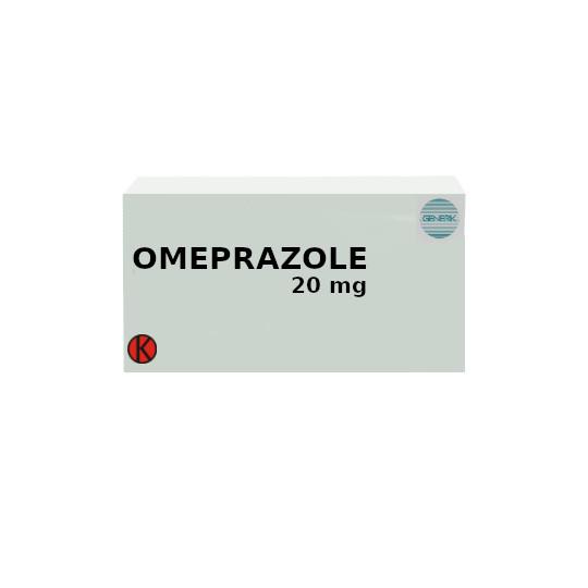 OMEPRAZOLE 20 MG 10 KAPSUL