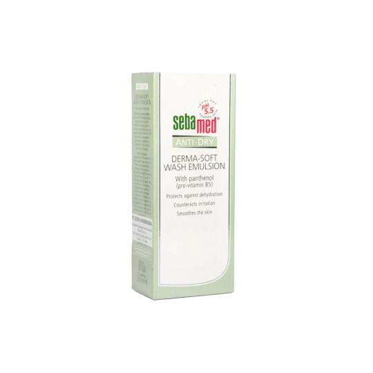 SEBAMED ANTI DRY DERMA-SOFT WASH EMULSION 200 ML