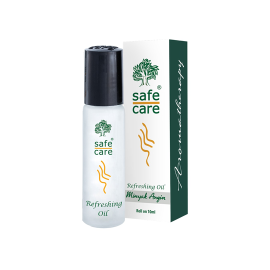 Safe Care Roll On Aromatherapy 10 ml