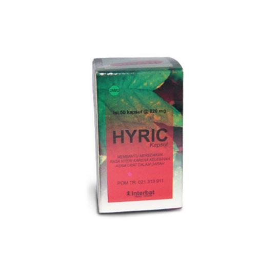 HYRIC 50 KAPSUL