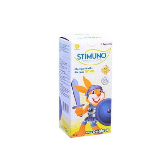STIMUNO SIRUP RASA ORIGINAL 100 ML